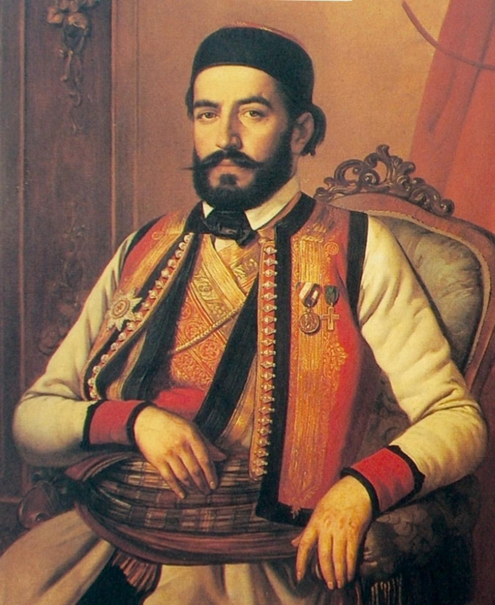 Ponosio se time što je Srbin - Petar Petrović Njegoš