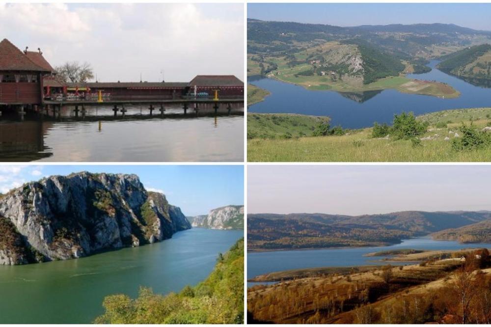 7 Najlepsih Jezera Srbije Toliko Su Lepa Da Oci Mozete Da