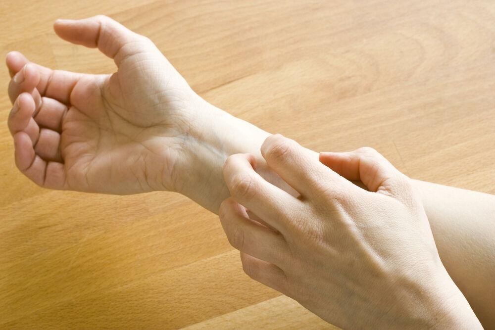 Svrab može biti simptom bolesti