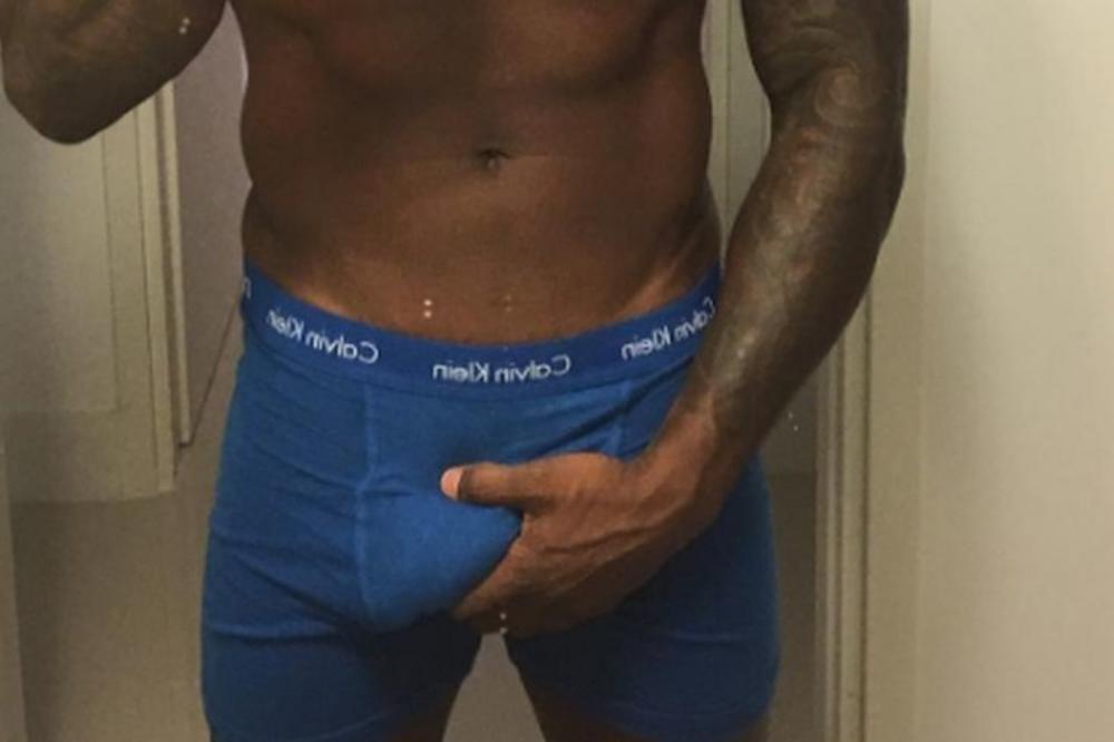 slike golih crnaca