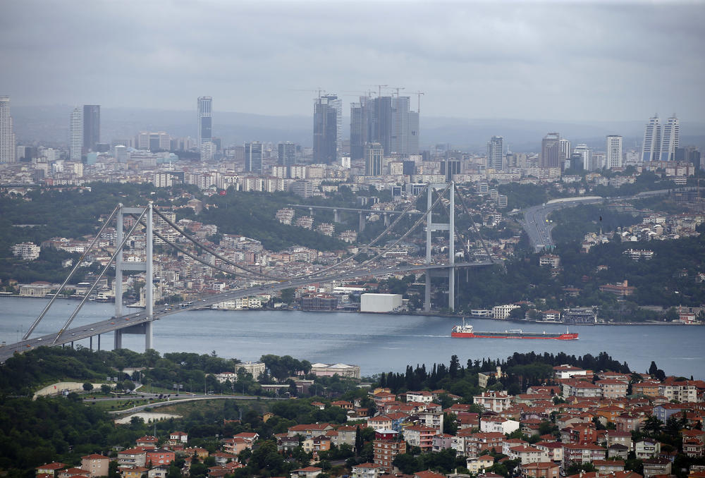 Istanbul, prestonica Turske