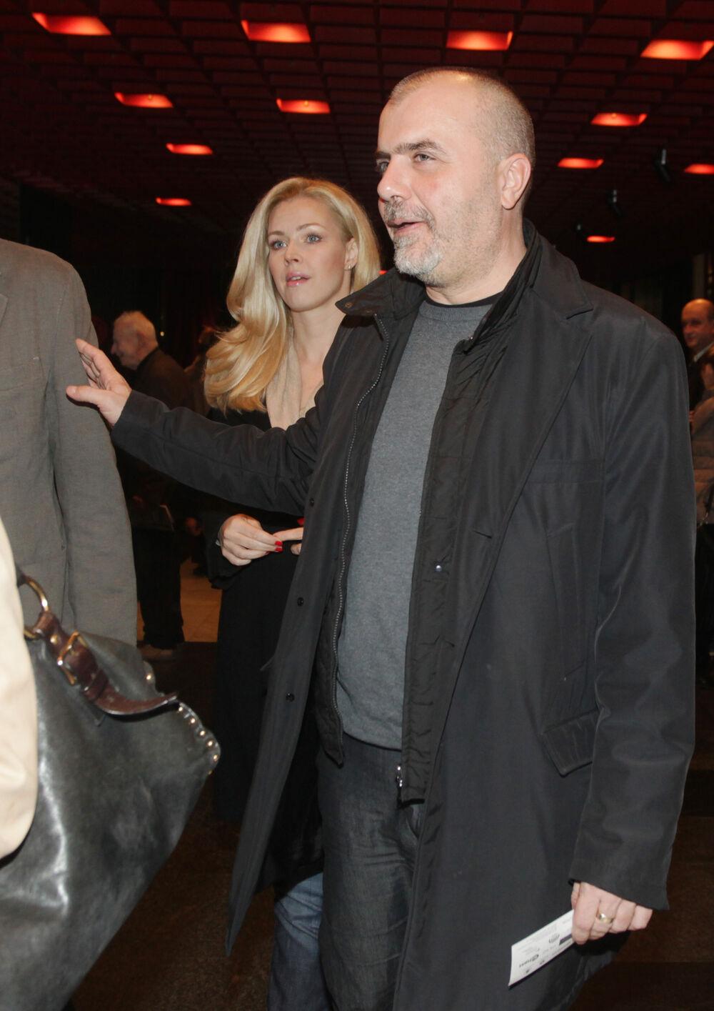 Nikola Kojo sa suprugom Aleksandrom