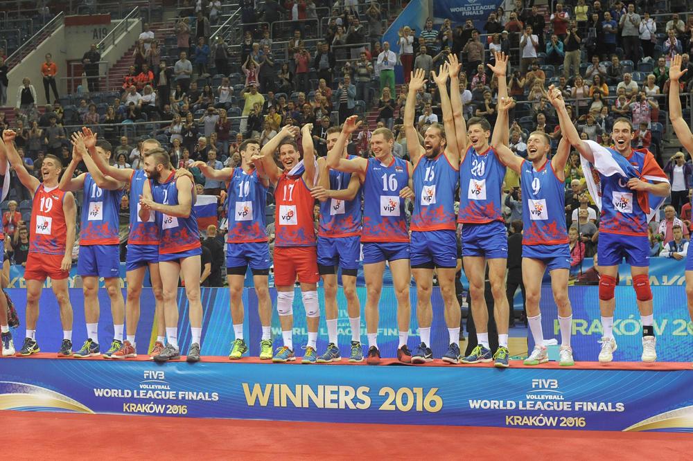 Nikola Grbić sa ovih 14 igrača napada zlato na Evropskom prvenstvu! (FOTO)
