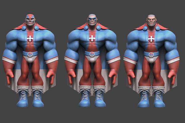 Super Srba! Srbija dobila prvog superheroja za koga su Supermen i Betmen mala deca! (FOTO)