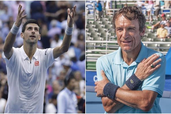 Ma, je li moguće da ovakve reči o Novaku izlaze iz usta Matsa Vilandera?!