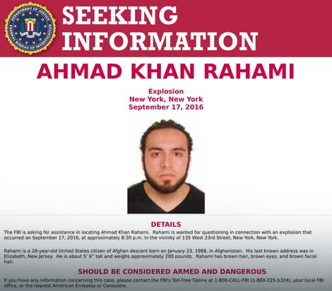 Uhapsen-Ahmad-Kan-Rahami-bombas-iz-Njujorka-FOTO