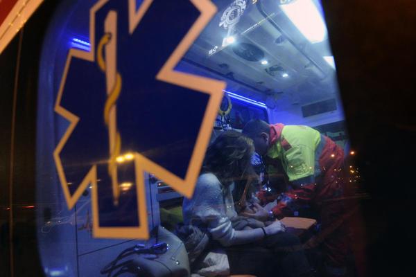 Teška noć u Beogradu: Sedmoro ljudi povređeno u udesima, među njima dete od godinu dana!