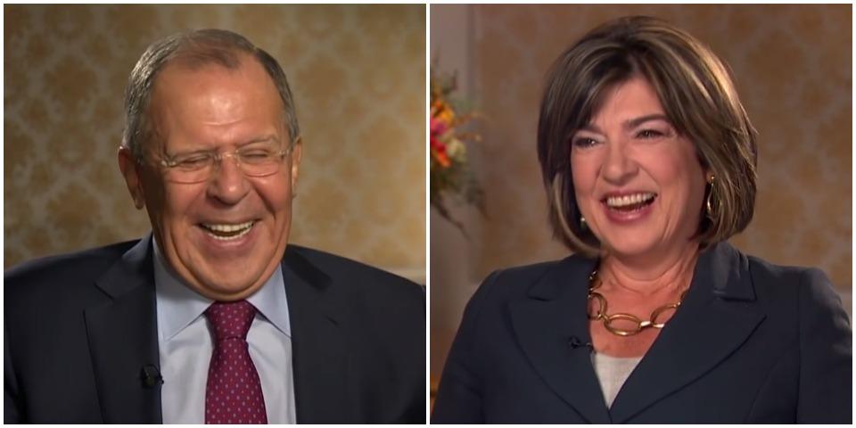 U-vasoj-predsednickoj-kampanji-samo-se-o-pikama-prica-Lavrov-nasmejao-Kristijan-Amanpur-VIDEO