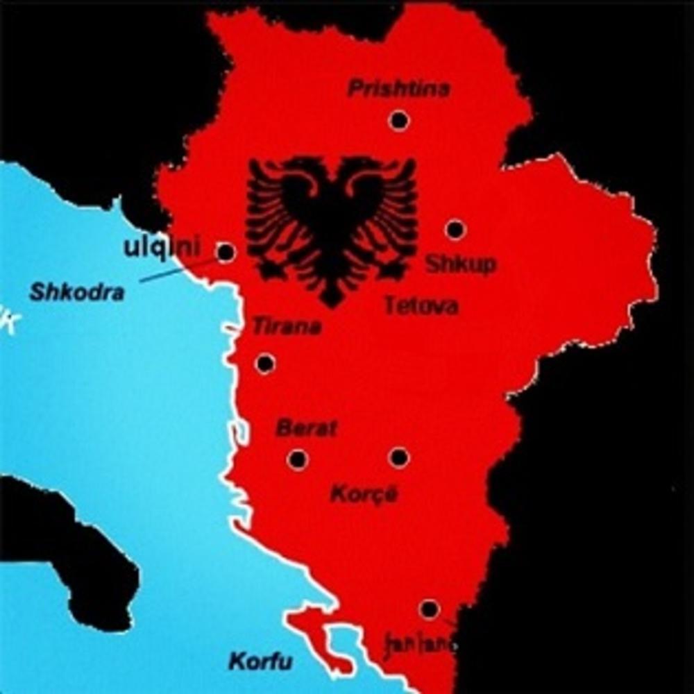 Velika Albanija Ce Biti Formirana Ako Eu Nesto Ne Uradi Britanci