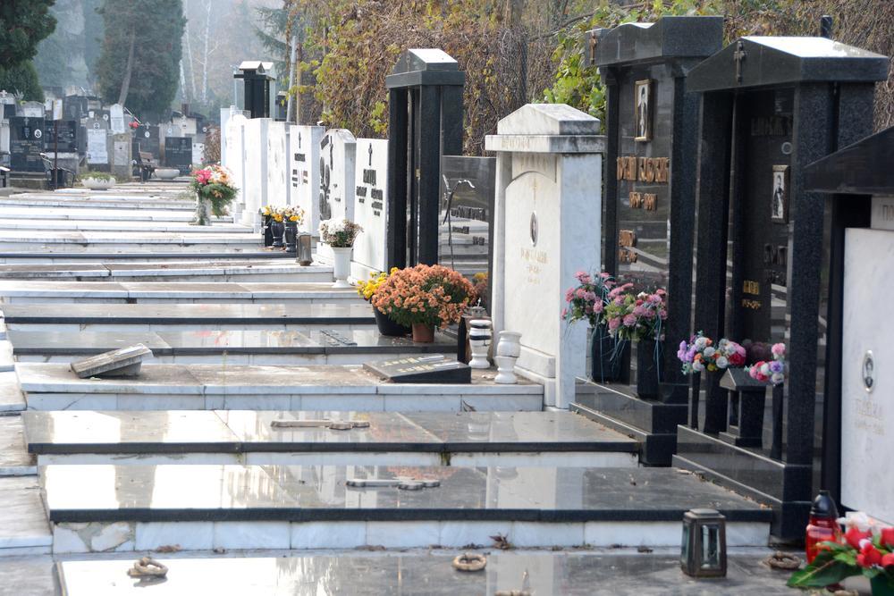 topcidersko groblje beograd mapa Bili su strah i trepet, a onda ih je pojeo MRAK! Ovo je groblje na  topcidersko groblje beograd mapa