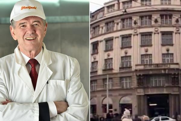 PERA MATIJEVIĆ: Platio sam svih 7,3 miliona evra, Beograd dobija novi hotel u centru!