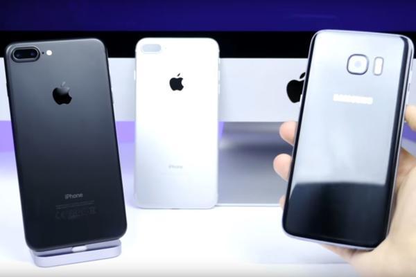 iPhone 7 Plus VS S7 Edge: Ultimativni TEST BRZINE, šta mislite ko je pobedio? (FOTO) (VIDEO)
