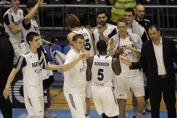 BILO U EVROPI, BILO NA JADRANU! Gde god da igra, Partizanu drama ne gine! (VIDEO)