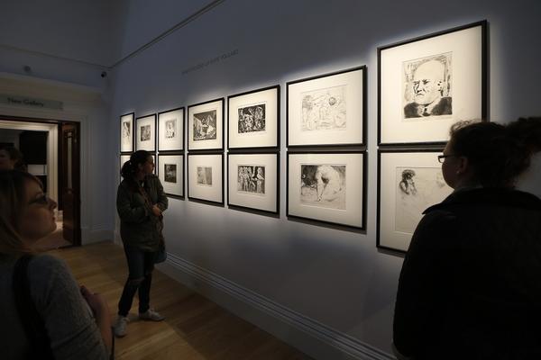 84 dela Pabla Pikasa na izložbi u Beogradu (VIDEO)