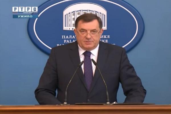 DODIK: Nisam protiv nezavisnosti Kosova, ako BG tako odluči!