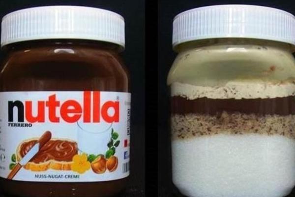 SVET ŠOKIRAN! Ova fotografija otkriva OD ČEGA SE ZAISTA SASTOJI NUTELA! (FOTO)