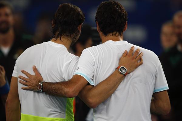 Čitav teniski svet želi da vidi ovo finale Australijan opena, osim dežurnog partibrejkera!