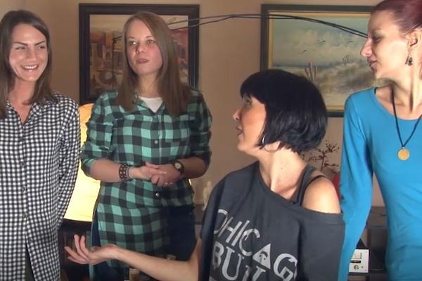 Obračun žena na snimanju, a nije zbog FRAJERA! Kako su se žene upropastile za 5 minuta? (VIDEO)