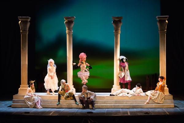 Nacionalna opera Suton Stevana Hristića na sceni Madlenianuma
