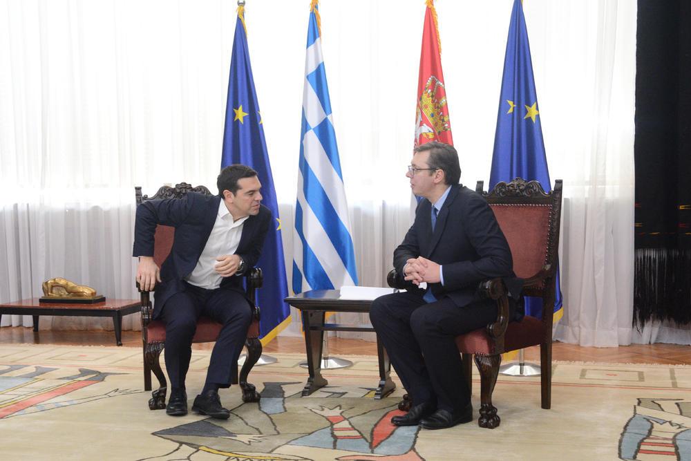 Aleksis Cipras je najavio da će se na temu zajedničke organizacije Mundijala pričati narednih meseci