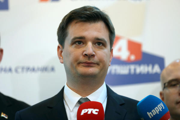 Teške optužbe Jovanova: Jeremić će u noći izbora upasti u izbornu komisiju!