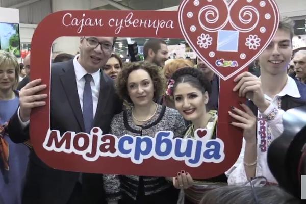 Premijer obišao SAJAM TURIZMA! Počeo praznik za ljubitelje putovanja, Rusija i Kina se prvi put predstavljaju! (VIDEO)