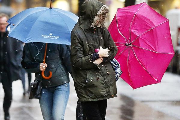 OBAVEZNO PONESITE KIŠOBRANE! Kiša će padati sve do sutra, a temperatura će biti u naglom padu