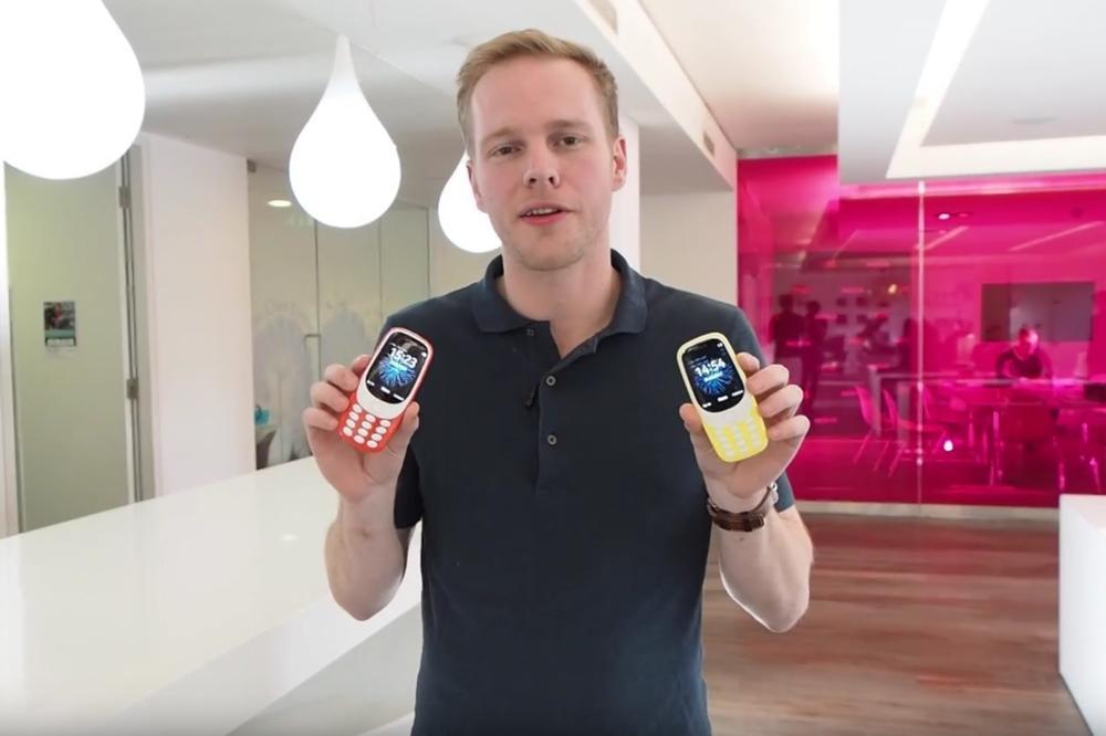 Stigla nova NOKIA 3310! Ni slična drugim telefonima na tržištu, PRAVI NASLEDNIK KULTNOG MODELA
