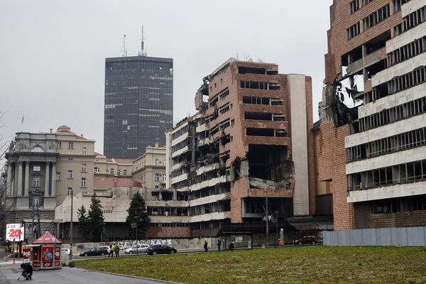 Ovo je krajnja sudbina Generalštaba - SIMBOLA NATO STRADANJA 1999! I ona je tužna!