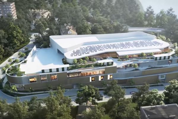 NA ADU ĆEMO IĆI I ZBOG KUPOVINE: Niče ogroman tržni centar na Čukarici!