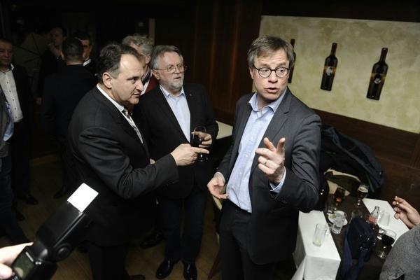 Svečanim koktelom otvoren Kopaonik biznis forum: Obratili se Kostić i Vlahović! (FOTO) (VIDEO)