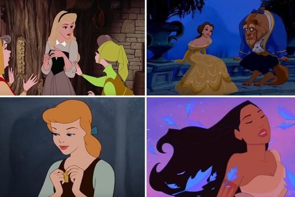 Koju Diznijevu princezu jedinu nazivaju feministkinjom? (FOTO) (GIF)