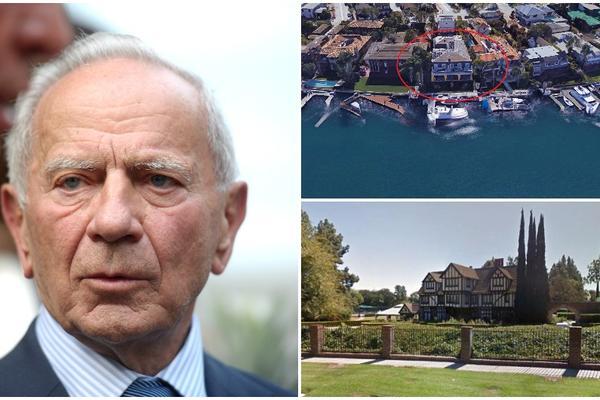 Pričalo se da je rentirao kuću Blejku Karingtonu za snimanje Dinastije! Evo u kakvoj raskoši živi bivši jugoslovenski premijer! (FOTO)