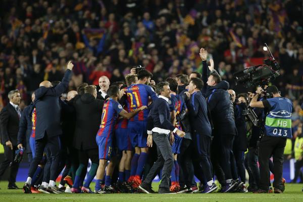 BARSA ĆE IPAK BITI KAŽNJENA? UEFA pokrenula disciplinski postupak protiv španskog tima! (VIDEO)