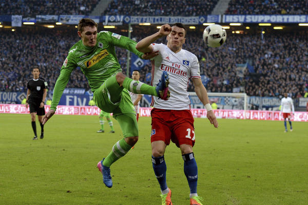 HSV živi od Kostića! Srbin strelac u velikom preokretu Hamburgera! (VIDEO)
