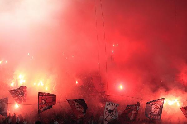 Iako je sunčan dan, GROM je ipak udario! Legenda Partizana prelazi u crveno-bele?! (VIDEO)