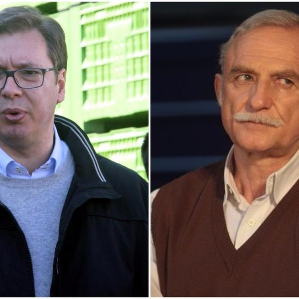 MRSOMUĐENJE VUČIĆU SE ISPLATILO: Lazar Ristovski na predlog države postao član saveta FDU! (FOTO)