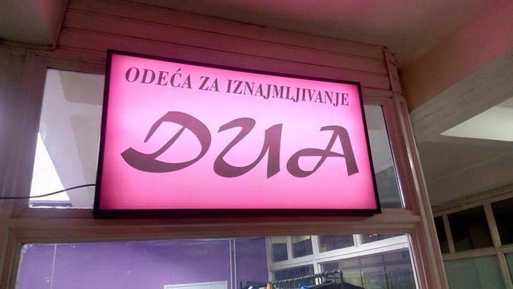U Srbiji Otvorena Prodavnica U Kojoj Se Iznajmljuje Odeca