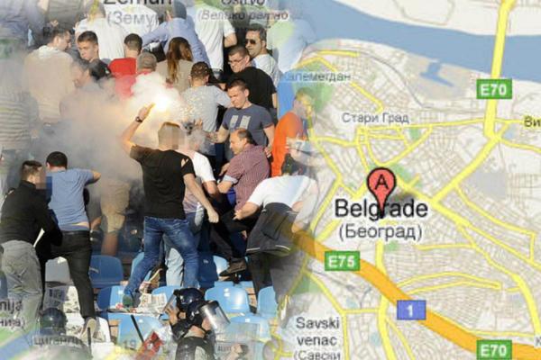 A O OVOME NIKO NIJE RAZMIŠLJAO! Da li ste svesni da bi Beograd u subotu mogao da se pretvori u RATNU ZONU!? (VIDEO)