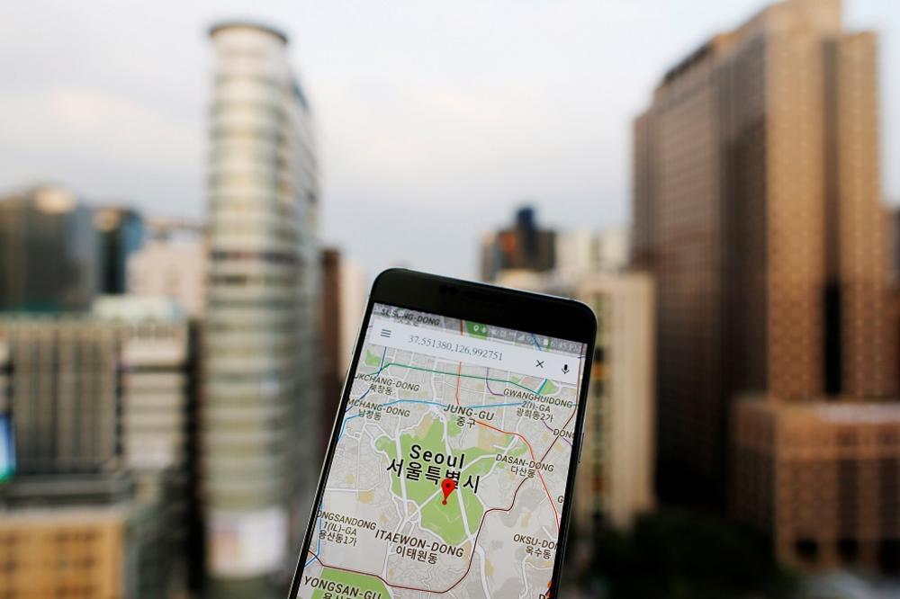 GOOGLE MAPS uvodi opciju praćenja kretanja