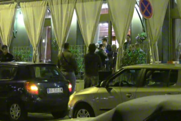 PECONI UPUCAN U HOTELU PRAG! Posle svađe saradnik potegao pištolj i ispalio 5 metaka u njega! (FOTO)