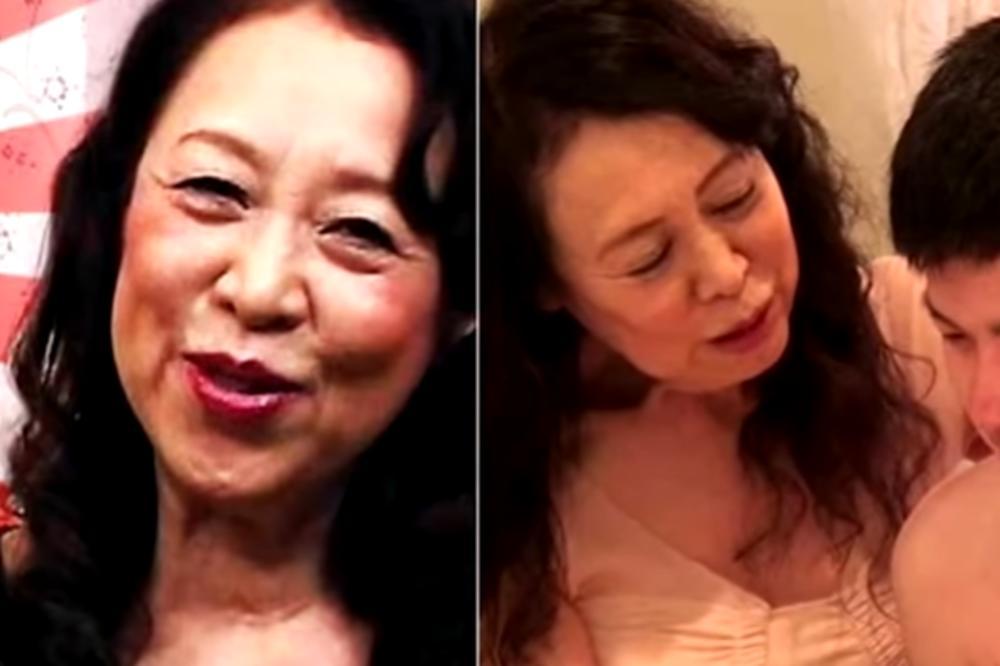 Japanski porno zvijezda seks video