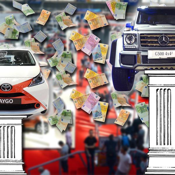 Najskuplja zver na Sajmu automobila košta 260.000 evra! Šta mislite, da li je prodat? (FOTO)