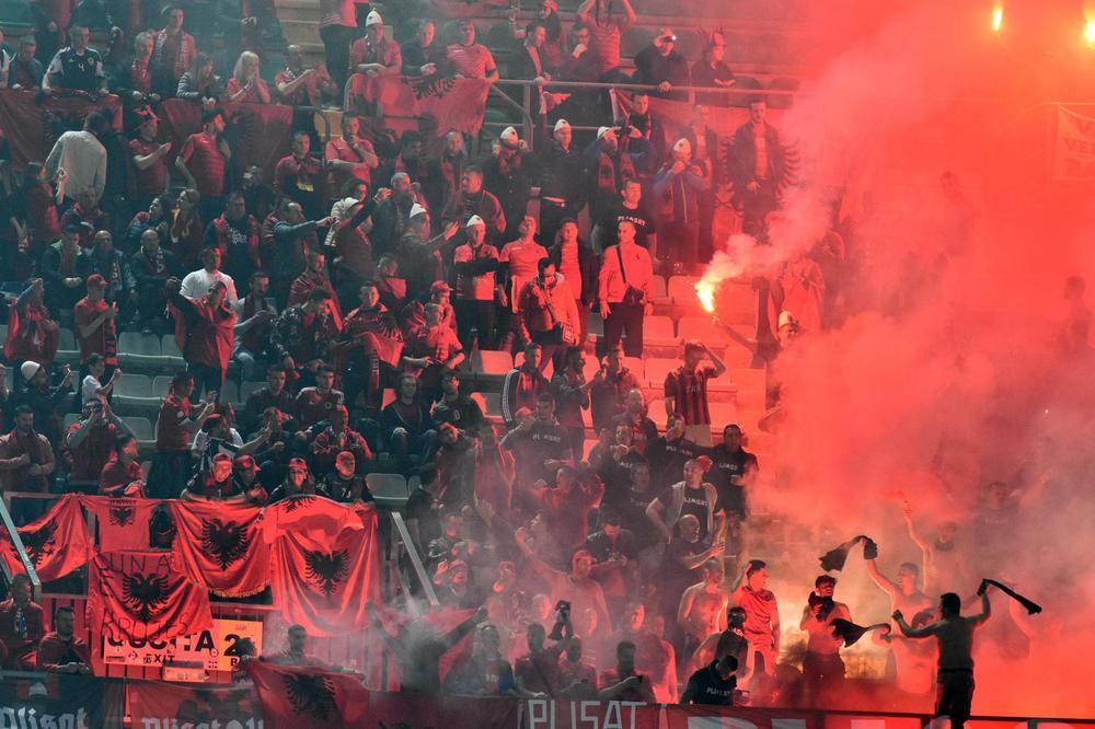 """Verovali ili ne, FIFA je kaznila Albance! I to zbog """"UČK""""! (FOTO)"""