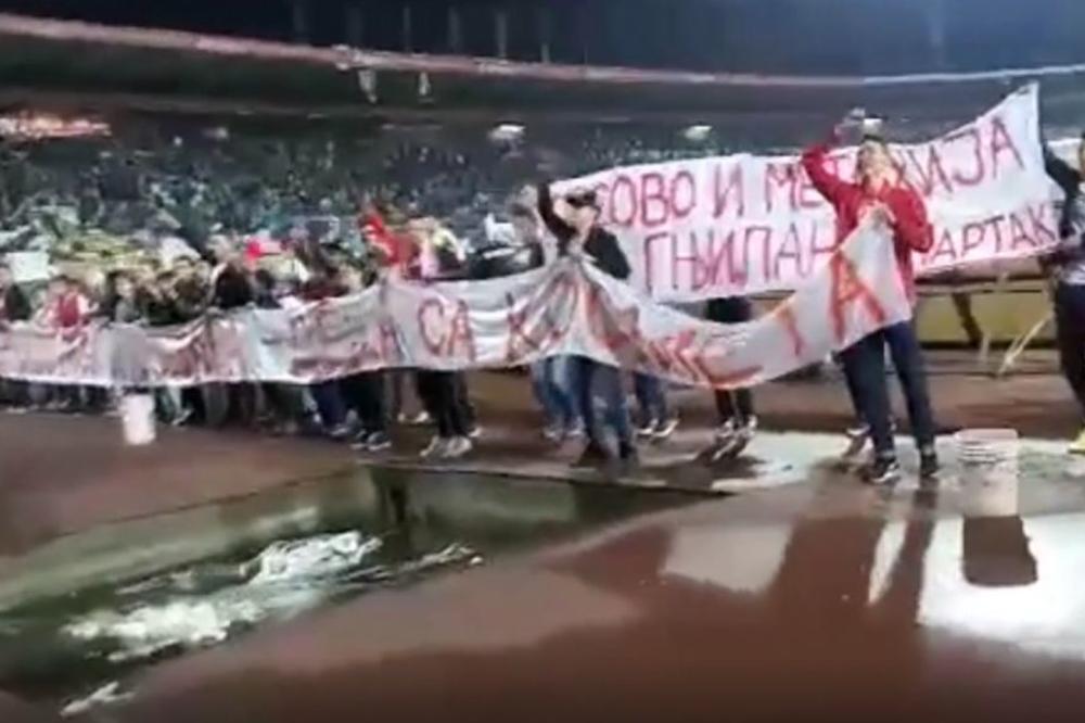 """""""NISU BILI GROBARI""""! Evo ko je izbo navijače Spartaka u Beogradu, po rečima Rusa! Srbi će poludeti od besa! (FOTO)"""