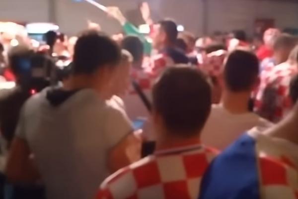 ZA DOM (NE)SPREMNI! Hrvati našli idealan način za suzbijanje fašizma na stadionima! (VIDEO)