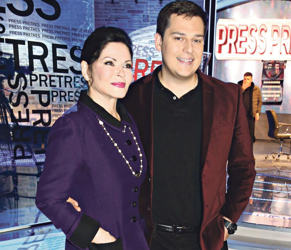 Mirjana Antonović i Devin