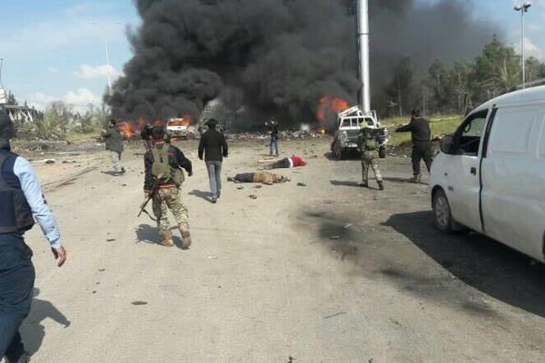 68 dece i 126 odraslih poginuli su juče u UŽASNOM NAPADU U ALEPU! (FOTO)
