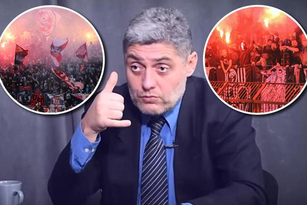 Ovo niste mogli da vidite na TV! Miroljub Petrović kao oružje za obračun Delija i Grobara! (VIDEO)