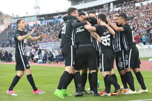 Partizan ide u kvalifikacije za Ligu šampiona, a poznato je i šta ga tamo čeka! (VIDEO)